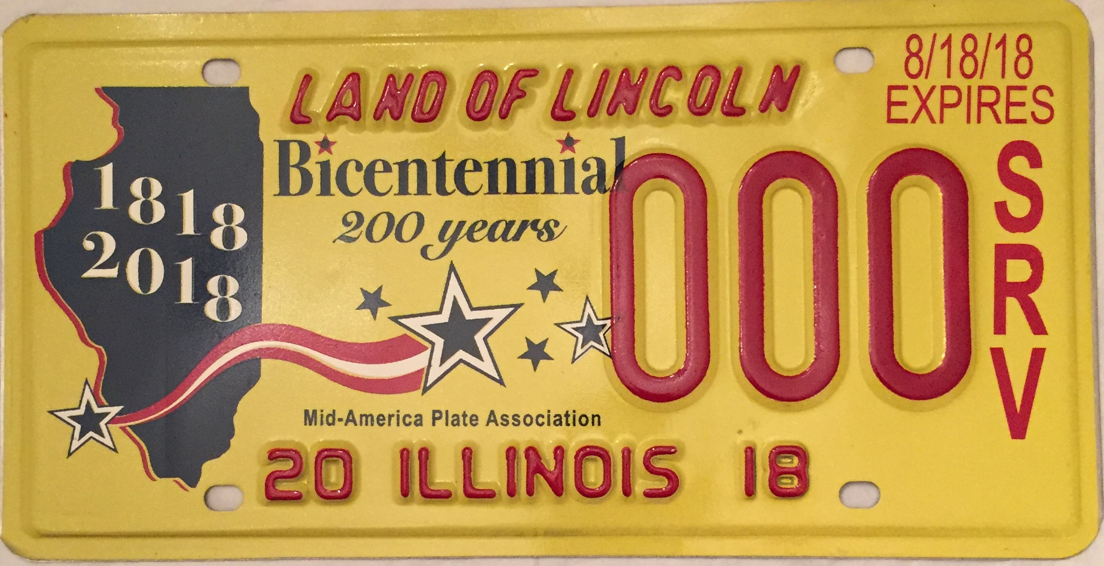 ... any currently registered passenger car including Antique Vehicles B Truck and Recreational Vehicles (under 8000 Ibs) for 60 days prior to the event.  sc 1 st  Mid-America Plate Association & MAPA Plate